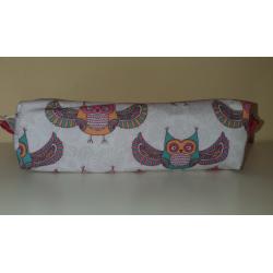 Pencil case owl