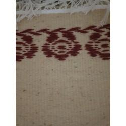 Wool rug Roses