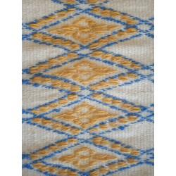 Wool rug geometric