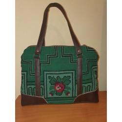 Poslovna torba Zelena