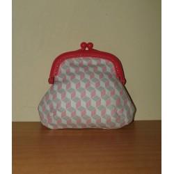 Fancy coin purse 3D